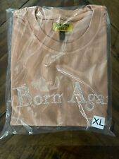 CHINATOWN MARKET BORN AGAIN CHRISTIAN DIOR T SHIRT SALMON SIZE XL NEW WITH TAGS