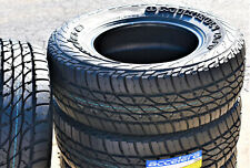 4 New Accelera Omikron A/T Lt 285/70R17 Load E 10 Ply At All Terrain Tires