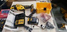 Dewalt DCS356D1 20V Max Xr Brushless Oscillating Multi-Tool Kit