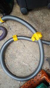 Genuine Dyson DC05 hose yellow grey