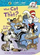 What Cat Is That?: All About Cats Cat in the Hat's Learning Library
