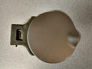 2002 - 2009 Chevy Chevrolet Trailblazer Gas Door Lid Fuel Door Silverstone