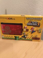 Nintendo 3DS XL: New Super Mario Bros. 2 Edition Game Console - NEW / EXCELLENT!
