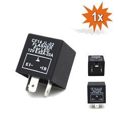 Blinkrelais LED geeignet 12V 0,02-20A 3Polig Flasher Blinker lastunabhängig CF14