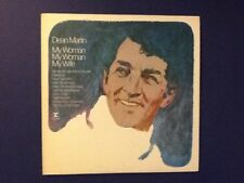 DEAN MARTIN~my woman, my woman,my wife REPRISE 1970 all ORIGINAL (LP)Nm/(JKT)Ex+