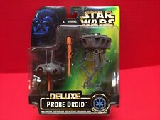 Star Wars Deluxe Probe Droid Kenner Action Figure Toy New Galactic Empire