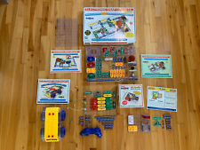 Elenco Snap Circuits Electronic Kit Components HUGE LOT - 3 Sets SC300 Rover +++