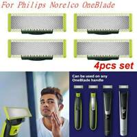 4 Pack Steel Replacement Blade For P-hilips Norelco  Electric Shaver H