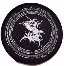 SEPULTURA MACHINE MESSIAH   WOVEN  PATCH