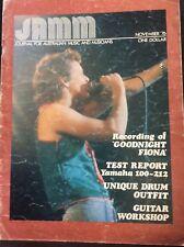 Jamm Magazine November 1976