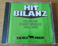 Hit Bilanz,Hitbilanz,Deutsche Chart Singles,Single Charts,Hitparade,Taurus Press