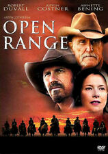 Open Range 0786936226379 With Robert Duvall DVD Region 1