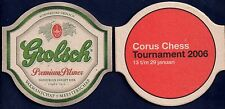 GROLSCH - BEERCOASTER FROM THE NETHERLANDS  SB2