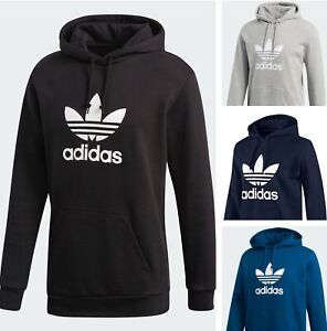Adidas Originals Trefoil Mens Pullover Hoodies