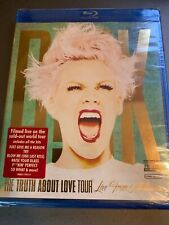 P!NK PINK 'The Truth About Love' Tour Live From Melbourne NEW