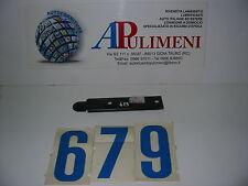 194/16 PIASTRINA PER FISSAGGIO TASCA PORTAOGGETTI 190.48 TURBOSTAR ULTIMO TIPO