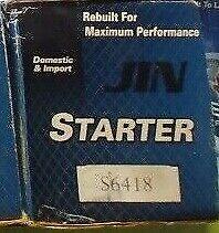 6418 Remanufactured Starter