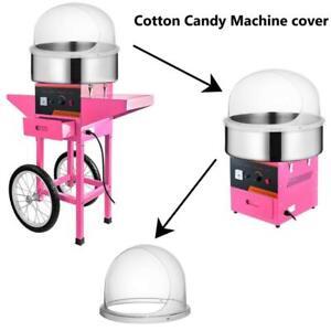 """20.5"""" Bubble Cover For Electric Cotton Candy Machine Carnival Commercial Par J1"""