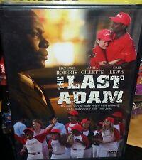 THE LAST ADAM dvd