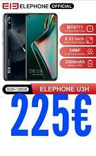"ELEPHONE U3H 6GB 128GB P70 6.53"" FHD+ IMX 586 Android 10 Unlocked Smartphone 4G$"