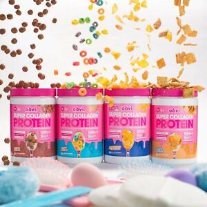 OBVI - Multi Collagen Super Protein Powder , Keto Friendly Dairy , Gluten Free ™