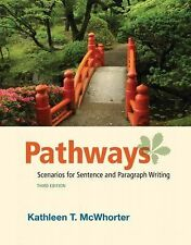 Pathways: Scenarios for Sentence and Paragraph Writing 3rd Edition
