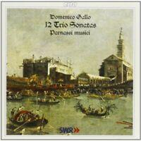 Parnassi Musici - 12 Trio Sonatas: Orig Attributed to Pergolesi [New CD]