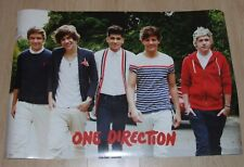 ONE DIRECTION - LARGE COLOUR POSTER 90 x 60