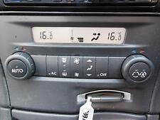 RENAULT LAGUNA HEATER/ AIR CON CONTROLS 04/02-09/08