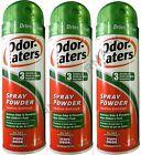 Odor-Eaters Foot - Sneaker Spray Powder 4 oz ( 3 pack ) PRIORITY SHIP