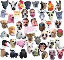 Maschere per carnevale e teatro, a tema degli Animali e Natura