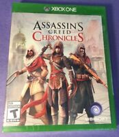 Assassin's Creed [ Chronicles ] (XBOX ONE) NEW