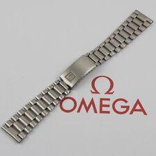 Omega Seamaster pulsera-Ref. 1171-11 20mm-Bracelet - 1970er años