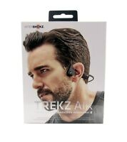 AfterShokz Trekz Air Open Ear Wireless Bone Conduction Headphones - Slate Grey