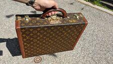 Louis Vuitton, trunk, malette, président, attaché case