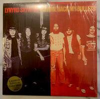 Lynyrd Skynyrd - Gimme Back My Bullets- Red/Black split - CANADA ONLY RARE LP