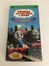 Thomas The Tank Engine And Friends: Thomas And His Friends Help Out Vhs TESTED