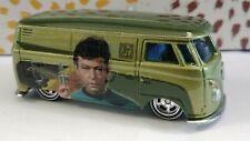 Hot Wheels Star Trek VW T1 Panel Bus Mint Loose 1/64