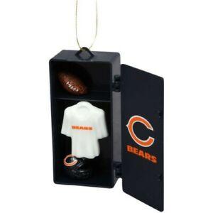 NFL Chicago Bears Team Locker Ornament