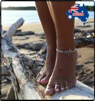 Women Starfish Ankle Chain Anklet Bracelet Foot Jewelry Sandal Beach Chain Gift