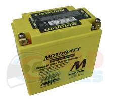 New Motobatt MBYZ16H Gel Motorcycle Battery Upgrade Replacement for YTX14L-BS