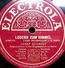 0355/Joseph Schmidt-Solitaire debout 'je et quitter-FLAMBER AU CIEL-gomme laque