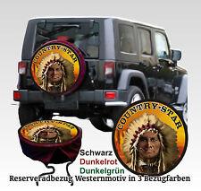 Western Country erotico desiderio con testo AUTO CARAVAN SUV riferimento radhülle radcover