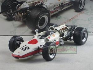Ebbro 22007 Honda F-1 RA302 #18 1968 France GP 1/20 Scale Rare !
