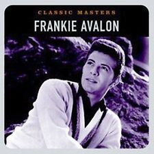 Classic Masters by Frankie Avalon (CD, Apr-2003, Capitol/Right Stuff)