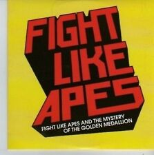 (BB2) Fight Like Apes & The Mystery Of The Golde- DJ CD