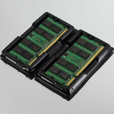 NEW 4GB 2x2G 2GB DDR2 667 PC2-5300 667MHZ SO-DIMM NON-ECC Notebook Laptop MEMORY