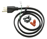 InSinkErator CRD-00 Power Cord Kit, Pack of 1 Black