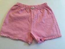 Mothercare 2-3 years Girls shorts Pink, Embroidered, plain simple, cotton