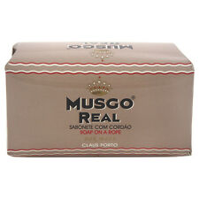 Musgo Real Oak Moss Sopa on a Rope by Claus Porto for Unisex - 6.7 oz Soap